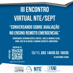 III encontro NTE